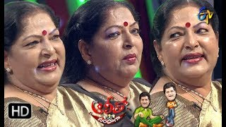 Alitho Saradaga | 11th  February 2019 | Vijaya Lalitha (Actress) | ETV Telugu