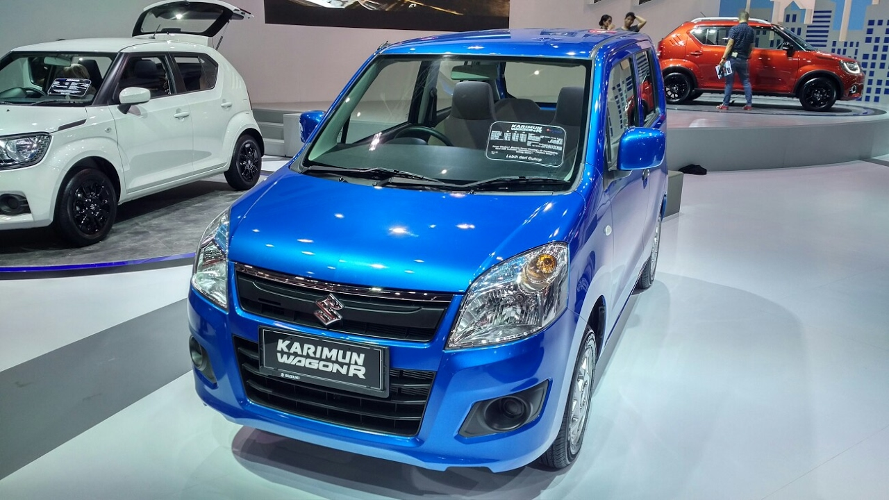 In Depth Tour Suzuki Karimun Wagon R GL AGS Minor