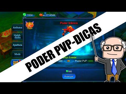 COMO SUBIR PODER PVP / COMO GANHAR PODER PVP - Goddess Primal Chaos Mobile MMORPG