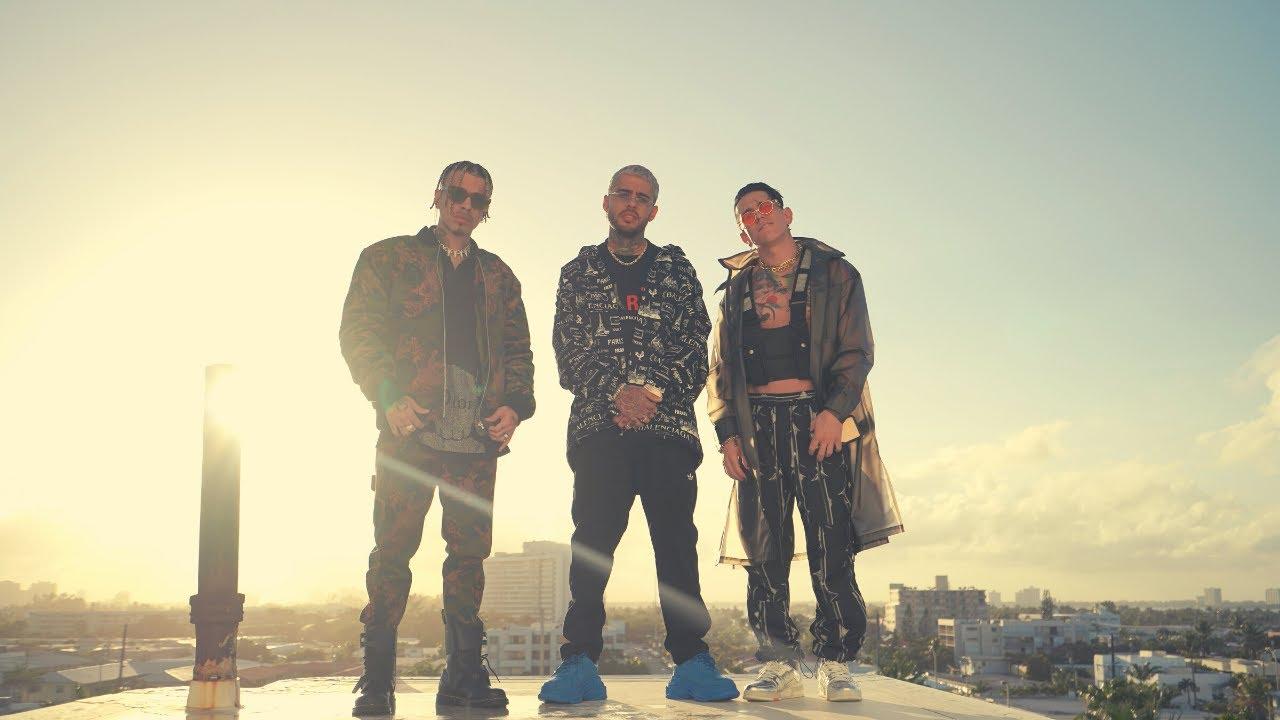 Rauw Alejandro x Dalex x Lenny Tavarez x Dimelo Flow - ELEGÍ (Video Oficial)
