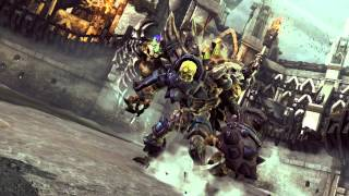 Darksiders 2 Gameplay Know Death Official HD Game trailer - PC PS3 X360