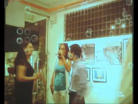 Interactive Interior : ADN Architecture Office, Saigon, Vietnam