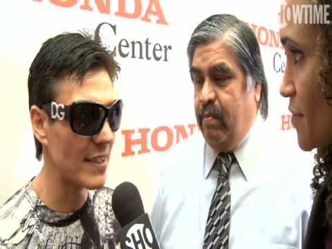 Jorge Arce Interview