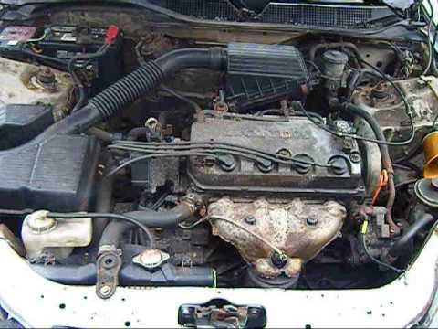97 civic engine