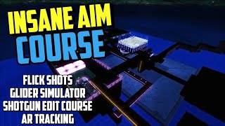 Fortnite Aiming Vault - Creative Training Map to Improve Aim! (PC + Console)
