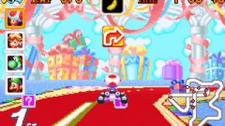 Mario Kart - Super Circuit - Star cup GP - User video