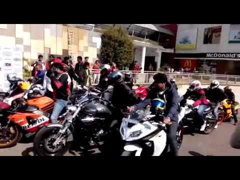 Amanora Bike Show Youtube
