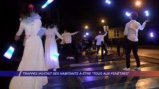 Yvelines | Trappes invitait ses habitants à être «tous aux fenêtres»
