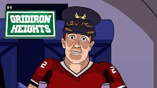 Gridiron Heights, Season 2, Ep. 1: 28-3 Jokes for Life