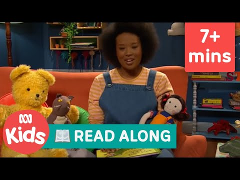 Play School Story Time: Why Can't I Be A Dinosaur with Faustina Agolley