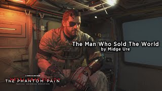 Baixar - Metal Gear Solid V The Phantom Pain The Man Who Sold The World Lyrics Video Grátis