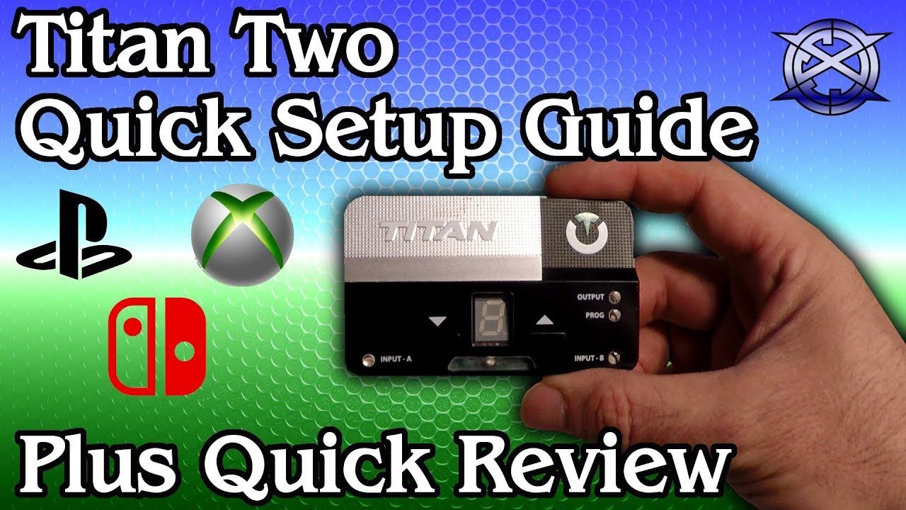 Titan Two: How To Install On Any Console (Plus Quick Review)
