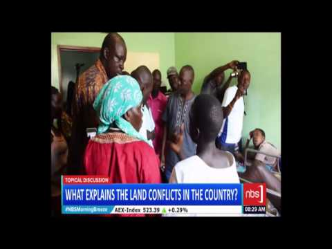 Apaa Land Conflicts: What are the Unresolved Questions? (Charles Rwomushana, Joshua Anywarach)