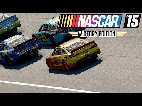 NASCAR 15 #2 Charlotte Motor Speedway