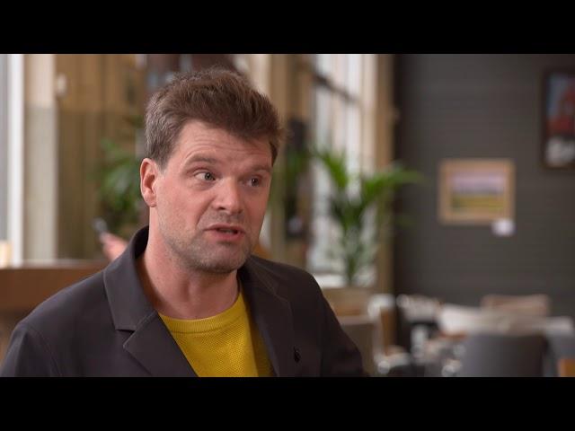 Interview Marten van Gils