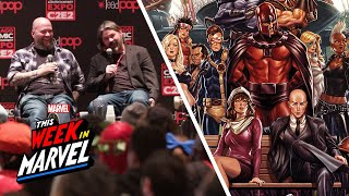 Jonathan Hickman's X-Men series  and other Big News from C2E2! | This Week in Marvel