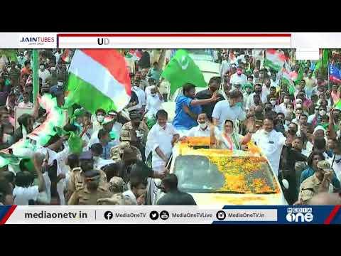 കോഴിക്കോട് UDF പ്രവർത്തകർക്ക് ആവേശംപകർന്ന് രാഹുൽ ഗാന്ധിയുടെ റോഡ് ഷോ   Rahul Gandhi Roadshow  