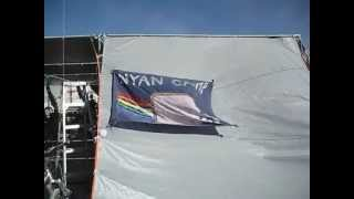 2012 Nyan Camp- Video Of 4x4 Shade Structure