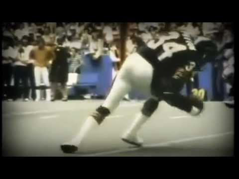 Walter Payton- Never Give Up