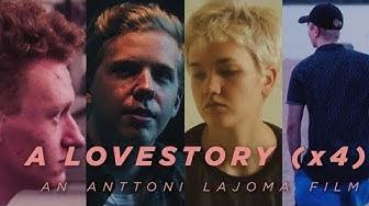 A LOVESTORY (x4) - NELJÄ TARINAA RAKKAUDESTA (2019)