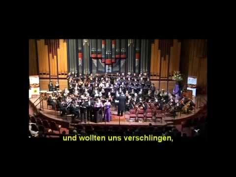 Mendelssohn Choral Symphony No.5