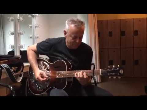 Tommy Emmanuel Plays his new Beard Deco Phonic™ Model 37 roundneck Mp3