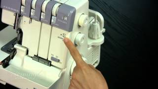 Overvirew - Janome Serger (Overlock) Sewing Machines (FREE SAMPLE)