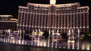 Download Bellagio Fountains, Celine Dion My Heart will go on MP3 song and Music Video