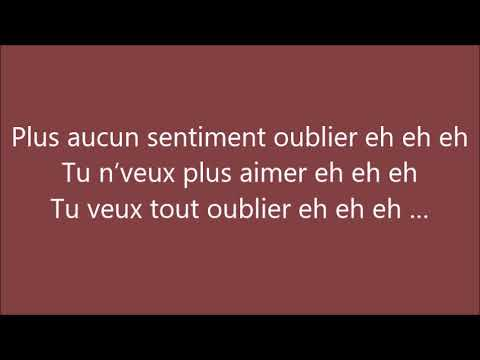 Vegedream ft Dadju - Calimero (Parole/Lyrics)