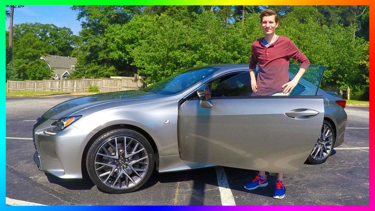 My New Car: MrBossFTW's 2016 LEXUS F SPORT!