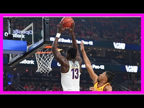 Ayton's 32 points lead No. 15 Arizona over USC to claim 2nd straight Pac-12 Championship (VIDEO) ...