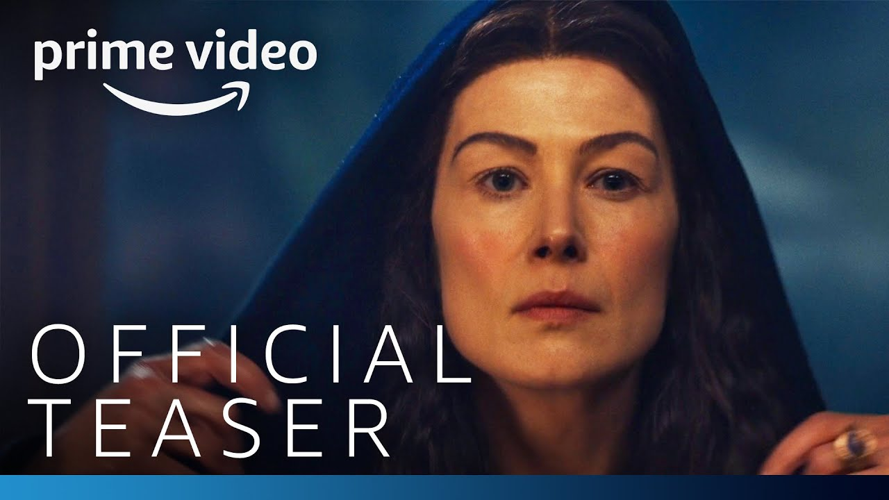 The Wheel of Time trailer op Amazon Prime Video