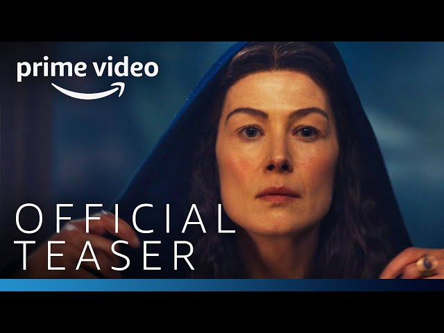 The Wheel Of Time - Official Teaser Trailer   Prime Video