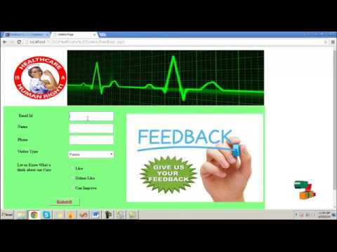 Final Year Projects | Health Care Management System