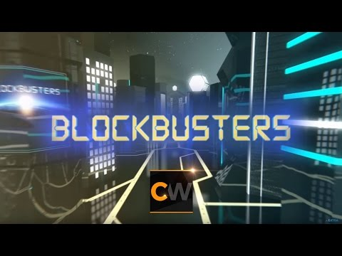 A Homage to the Blockbusters Title Sequence