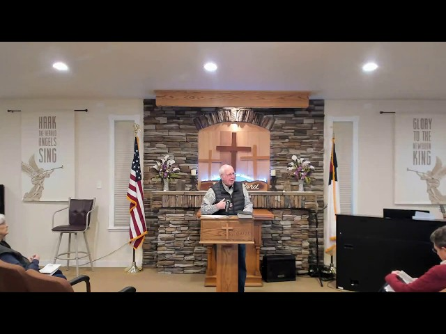 Sunday Service - Feb 24 2019 - Venturing into The Spirit World: Angels