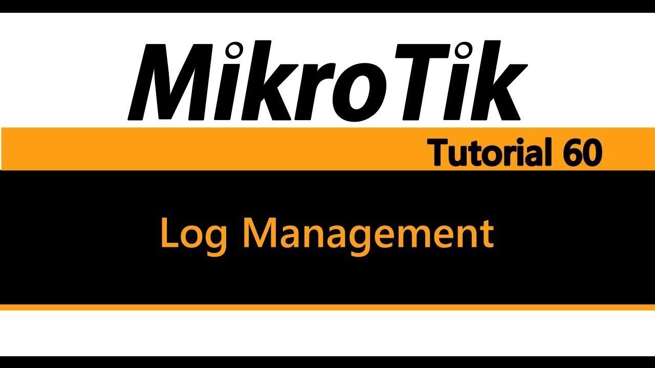 Web Log Mikrotik