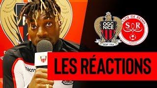 Nice 0-1 Reims : les réactions