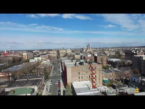 The Bronx, NY in 4k