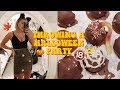 THROWING A HALLOWEEN PARTY Baking Decorations More Vlog mp3