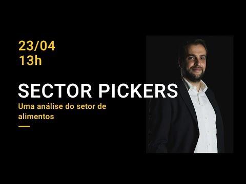 Sector Pickers: uma análise do setor de alimentos