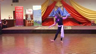 Cultural Talent Show 2014: Breathless (song)- Dance by Anushka