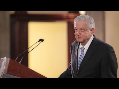 Avanza cancelación de la reforma educativa. Conferencia presidente AMLO