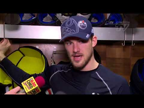 POST-GAME RAW | Oscar Klefbom