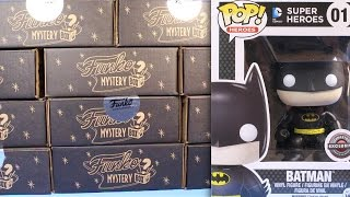 Baixar Gamestop Black Friday Funko Pop 11 Mystery Box Figures Collection 2015 Review Unbox Chase Gold