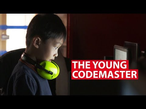The Young Codemaster: Raising a Computer Prodigy | On The Re