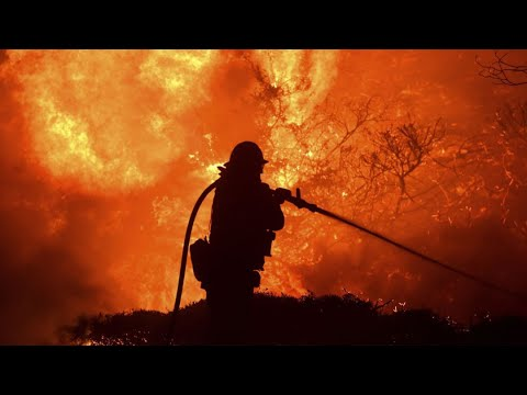 Human Actions Fueling California's Devastating Wildfires