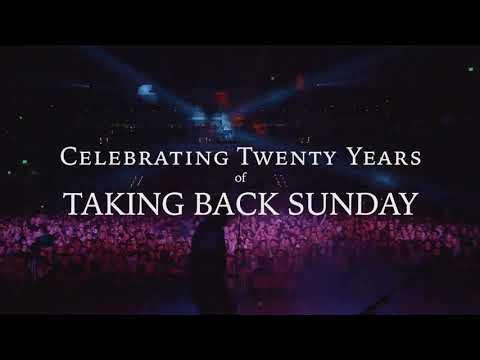 Taking Back Sunday 20 - Album and Tour Info
