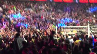 wwe royal rumble 2015 bubba ray dudley returns live