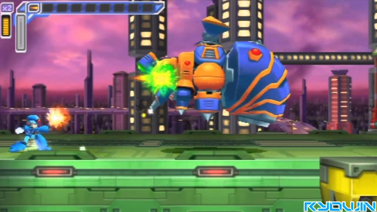 Mega Man Maverick Hunter X Apk Iso Psp Download For Free